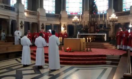 De nouveaux candidats au sacerdoce…