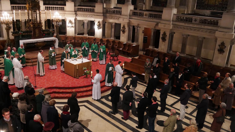 Soirée oeuvre des vocations - Séminaire Saint Sulpice