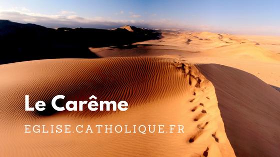 Vivre le Carême quand on est séminariste