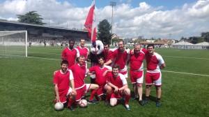 L'équipe de Saint-Sulpice