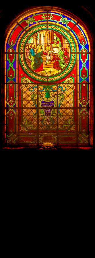 I.Présentation de Marie au Temple