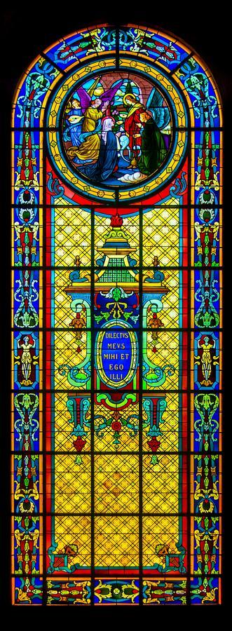 XIV. Communion de Marie