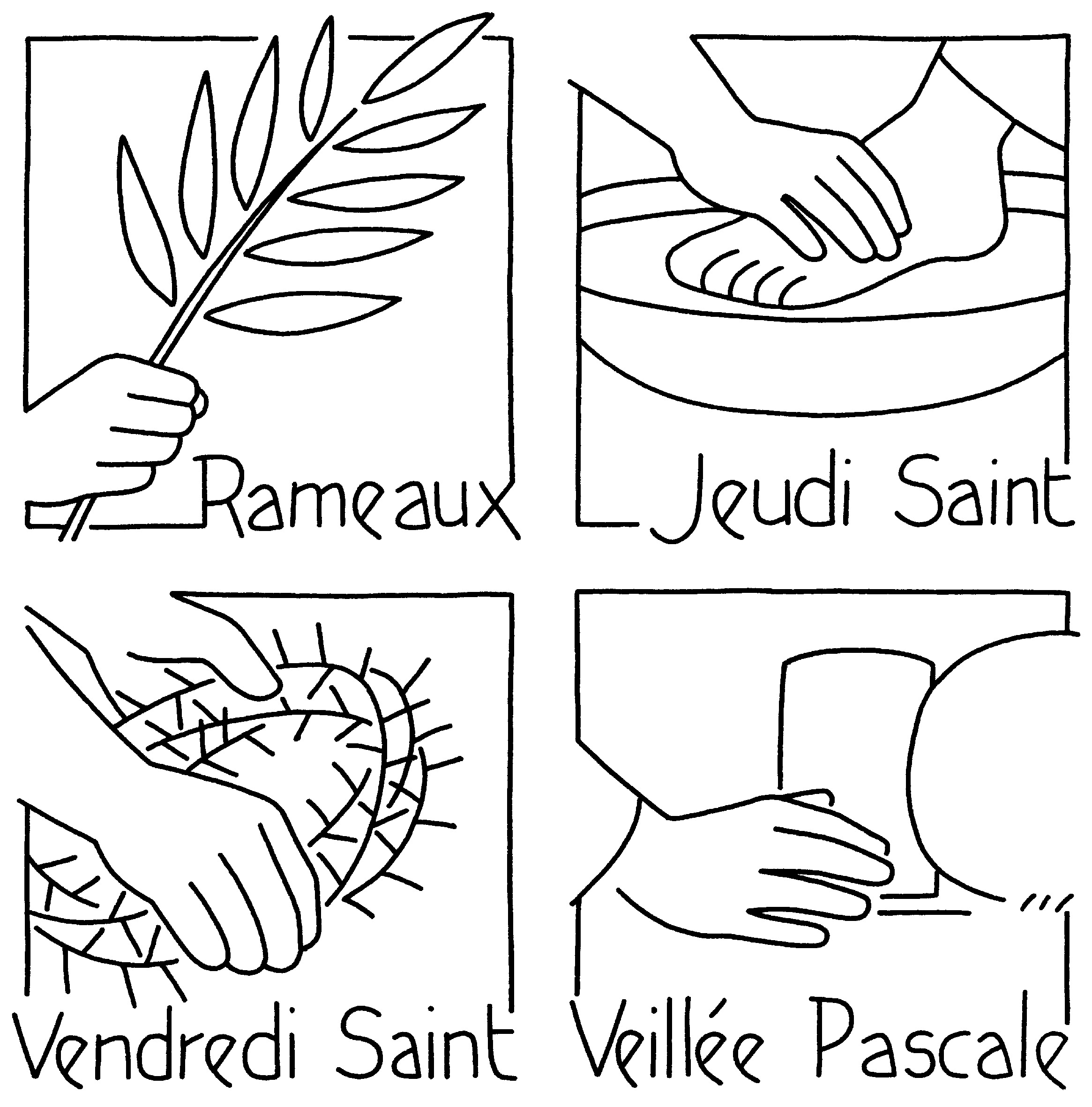Semaine Sainte copyright Jean-François KIEFFER