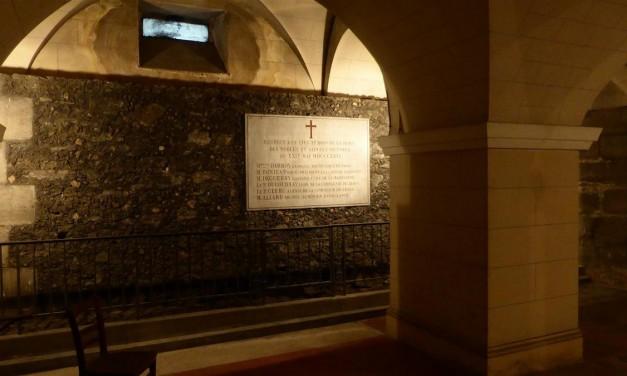 Messe en mémoire de Monseigneur Darboy