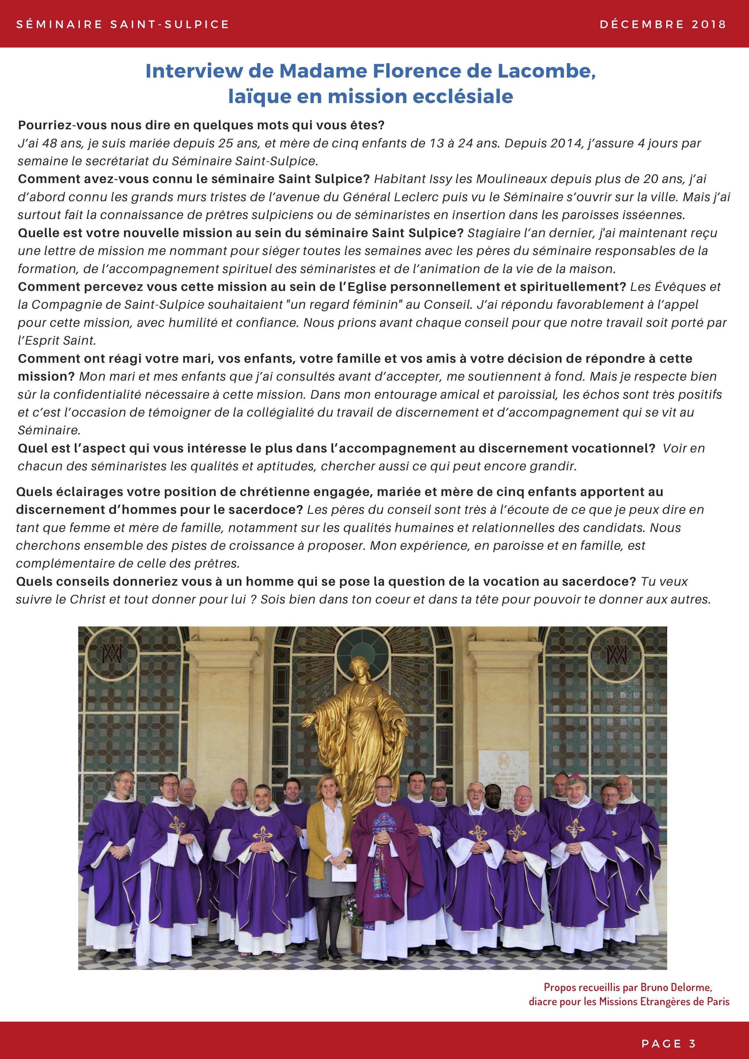 Newsletter Séminaire Saint-Sulpice décembre 2018 - p3